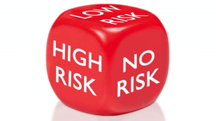 high vs low risk