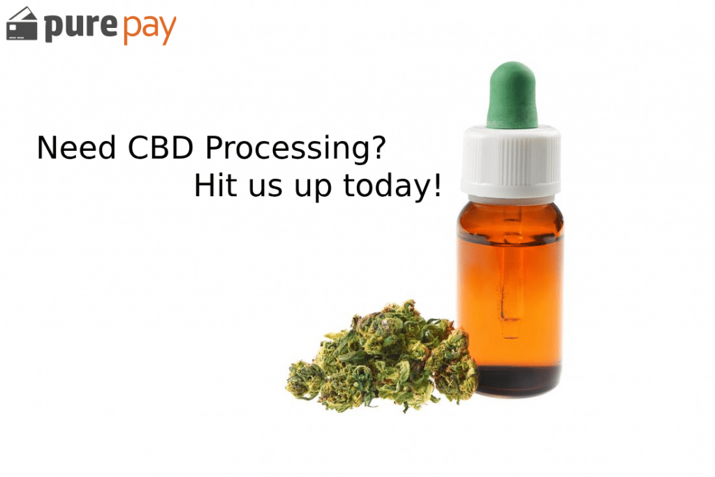 CBD Processing - Credit Card Processing - PurePay Payment Services